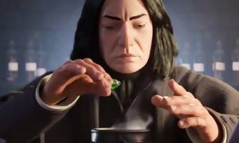 Harry Potter Hogwarts Mystery : un trailer de lancement magique sur mobiles