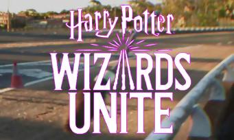 Harry Potter Wizards Unite : le Pokémon GO! des sorciers fait apparaître un nouveau teaser