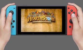 Hearthstone : le jeu va-t-il vraiment sur Nintendo Switch ? Les développeurs répondent