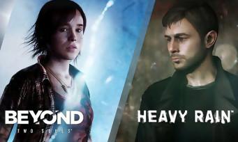 Heavy Rain / Beyond Two Souls : 20 jeux de chaque à gagner sur PC via un concours