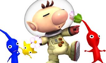 Hey! PIKMIN : la démo est disponible sur l'eShop de la 3DS, la preuve en vidéo