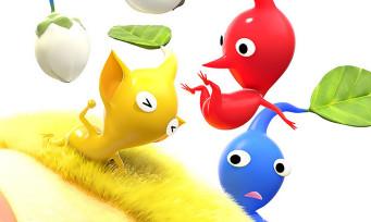 Hey! PIKMIN : un nouveau trailer qui permet de découvrir le thème principal du jeu