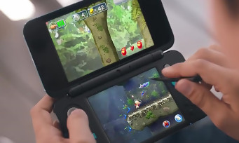 Hey! PIKMIN : deux nouveaux clips vidéo avant la sortie du jeu sur 3DS