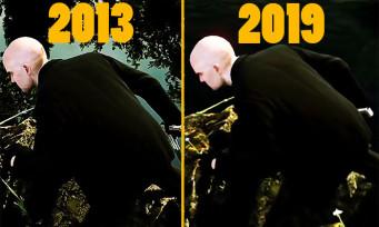 Hitman Absolution : le remaster est moins beau que la version originale, la preuve en vidéo