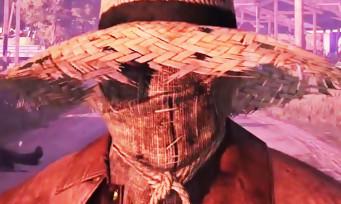 Hitman : un DLC dédié à Halloween avec l'agent 47 en épouvantail meurtrier