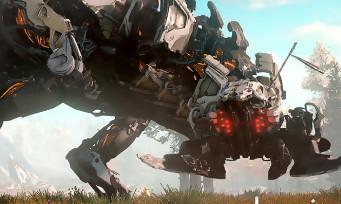 Horizon Zero Dawn : le jeu repoussé à 2017 pour une sortie sur PS4K ?