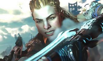 Horizon Zero Dawn : quand le jeu se montre au PlayStation Experience 2016, ça donne ça