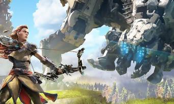 Horizon Zero Dawn se montre en vidéo et en images sur PS4 Pro