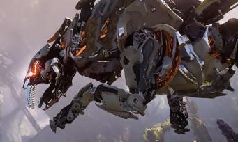Horizon Zero Dawn : les machines prennent le pouvoir, les voici en vidéo