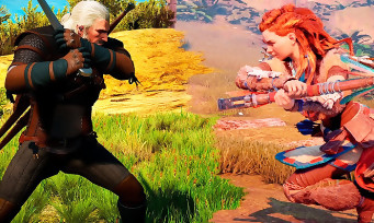 Horizon Zero Dawn (PS4 Pro) VS The Witcher 3 (PC Ultra) : qui a les meilleurs graphismes ?