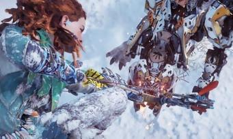 Horizon Zero Dawn : voici le Scorcher, le robot-loup géant cracheur de feu !