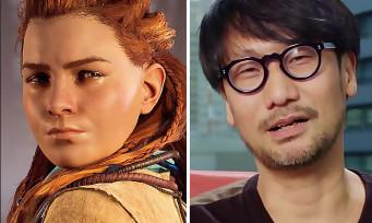 Horizon Zero Dawn : les développeurs célèbrent le 1er anniversaire du jeu avec Hideo Kojima