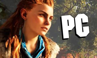 Horizon Zero Dawn : la version PC lâche ses nouveautés, sa date et un nouveau trailer