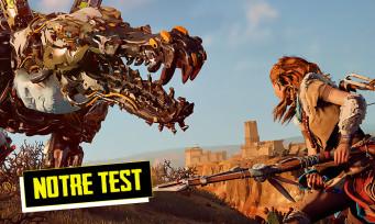 Test Horizon Zero Dawn : l'exclu PS4 arrive sur PC, est-ce la version ultime ?