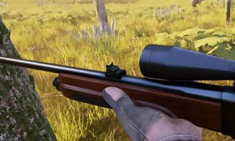 Hunting Simulator : un premier trailer pour ce nouveau jeu de chasse