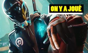 Hyper Scape : on a joué au Battle Royale d'Ubisoft, nos premières impressions mitigées