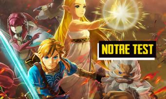 Test Hyrule Warriors L'Ère du Fléau : de quoi patienter jusqu'au vrai Zelda ?