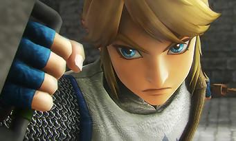 Hyrule Warriors : Link met le feu en vidéo