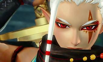 Hyrule Warriors : Impa nous dévoile ses attaques en vidéo