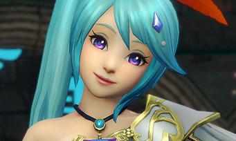 Hyrule Warriors : des nouvelles images pour présenter Lana