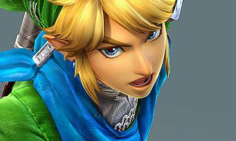 Hyrule Warriors : Link enfile les gants de puissance en vidéo
