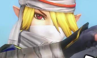 Hyrule Warriors : au tour de Sheik de s'énerver en vidéo