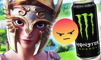 Immortals Fenix Rising : le nom de Gods & Monsters aurait été abandonné... à cause de la boisson énergisante Monster !