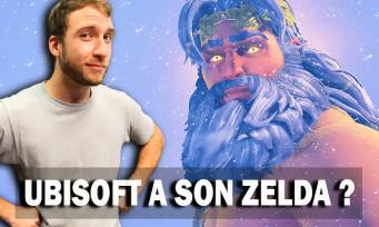 Immortals Fenyx Rising : Ubisoft a enfin son propre Zelda ? Nouvelles impressions hands-on