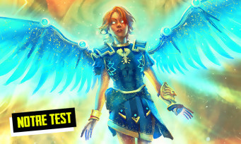 Test Immortals Fenyx Rising : une aventure bon enfant mais perfectible