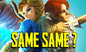 Immortals Fenyx Rising : un comparatif avec Zelda Breath of the Wild, a-t-on affaire à un plagiat ?