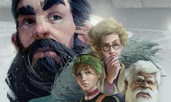 Impact Winter : à quelques jours de la sortie du jeu, voilà une vidéo qui donne froid