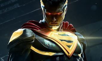 Injustice 2 : un trailer qui met en avant les bonnes notes qu'il a obtenues