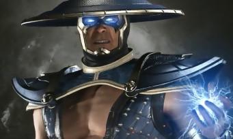 Injustice 2 : Raiden et Black Lightning mettent une fessée à Brainiac en vidéo