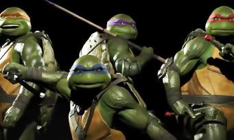 Injustice 2 : les Tortues Ninja débarquent dans le Fighter Pack 3 et ce n'est pas une blague