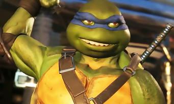 Injustice 2 : les Tortues Ninja dévoilent leurs attaques dans ce trailer de gameplay
