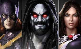 Injustice Gods Among Us : le jeu est gratuit, voici comment le récupérer
