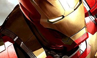iron man 3 premier trailer du jeu vido - Jeux D Iron Man