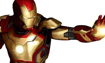 Iron Man 3 : les 18 nouvelles armures du jeu en images