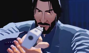 John Wick : le fameux tueur à gages débarque en jeu vidéo, un trailer surprenant