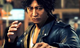 Judge Eyes : le jeu aura le droit à des sous-titres français, SEGA fête ça avec un nouveau trailer