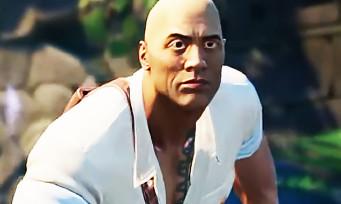 Jumanji : première vidéo de gameplay pour le jeu coop tiré du film