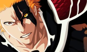 Jump Force : les héros de Bleach (Ichigo, Rukia & Aizen) castagnent sec dans ce trailer de gameplay