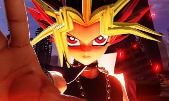 Jump Force : Yugi de Yu-gi-Oh! se pointe, une première image bien badass