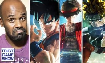 Jump Force : on y a rejoué au Tokyo Game Show 2018, toujours aussi mal engagé ?