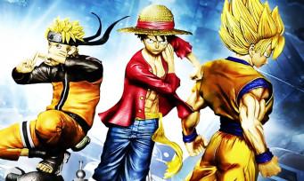 Jump Force : un énorme collector à 300€ pour tous les fans de manga et d'anime