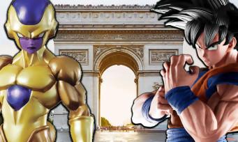 Jump Force : quand Goku, Vegeta et Freezer se tapent sur les Champs-Elysées