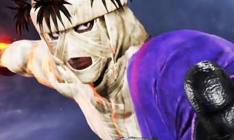 Jump Force : premières images tranchantes pour Kenshin le Vagabond et Shishio