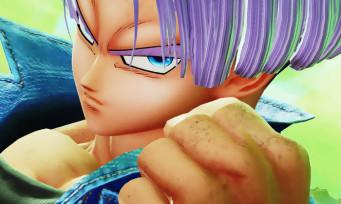 Jump Force : des screenshots énervés pour Trunks, Boa Hancock et Renji Abarai
