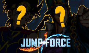 Jump Force : 2 nouveaux persos des séries Jojo's Bizarre Adventure et Dragon Quest annoncés, les voici