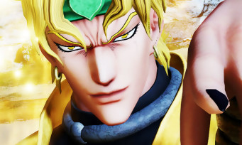 Jump Force : des screenshots énervés de Dio et une nouvelle arène paisible en images